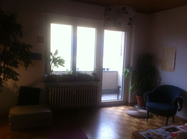 sunny flat (2 rooms) with balcony close to centre - Bern - Lägenhet