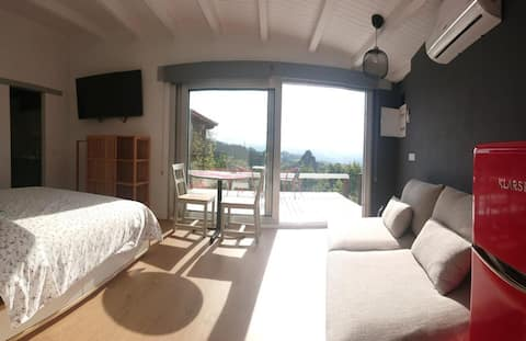 Adapté à la piscine nature wifi 5km Oviedo.PADERNI D