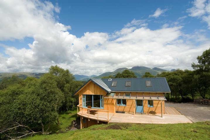 Sithean Self Catering - Taynuilt - House