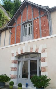 Amboise,Bed&Breakfast Bio,le Rocher des Violettes - Bed & Breakfast