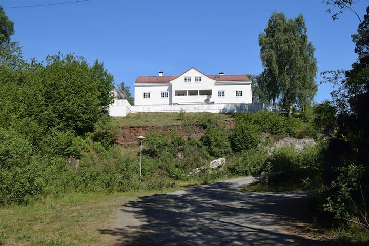 Kronprins Olavs Villa: En-suite SC Hytte in Tysnes