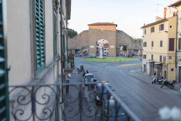 Porta Romana wifi view apartment Florence