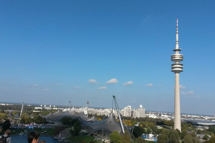 "Visit Munich! Room next to ""Olympiapark"" - Munich - Apartmen"