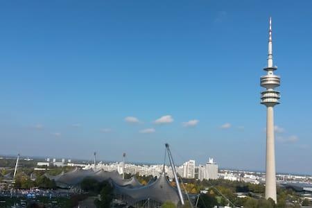 "Visit Munich! Room next to ""Olympiapark"" - München - Apartment"