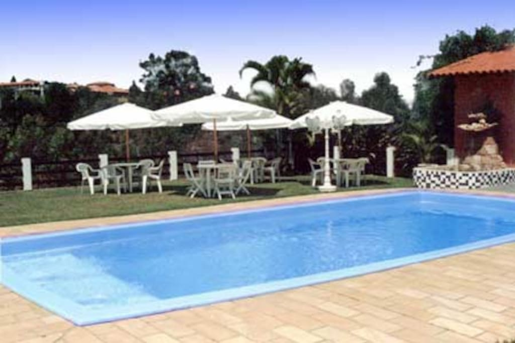 Deck da piscina / Swimming pool deck (2)