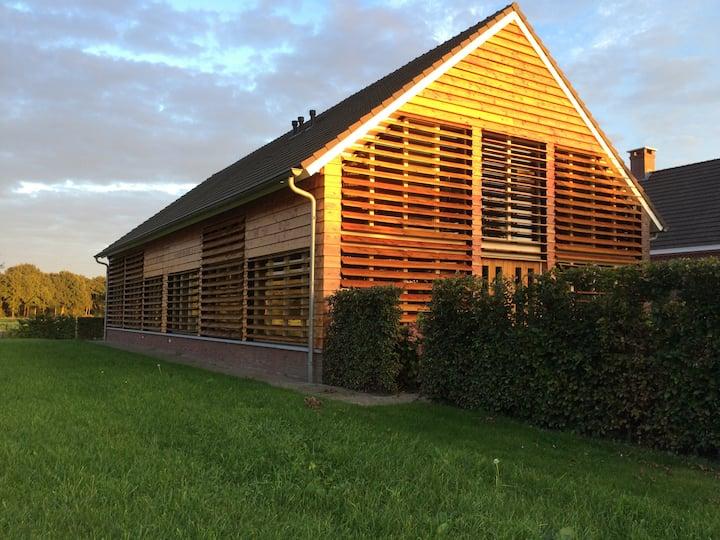 Ruimte, rust en natuurlijk genieten in Udenhout