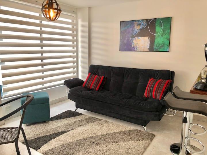 Mágico Apartamento Duplex