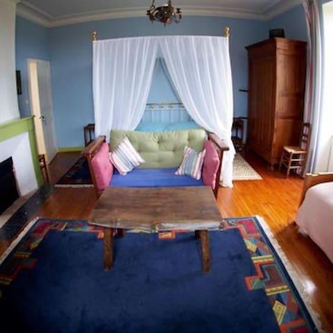 Schönes Zimmer in Privathaus, 15 min vom Atlantik! - Vendée - Pousada