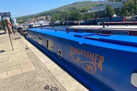 Kingfisher narrow boat