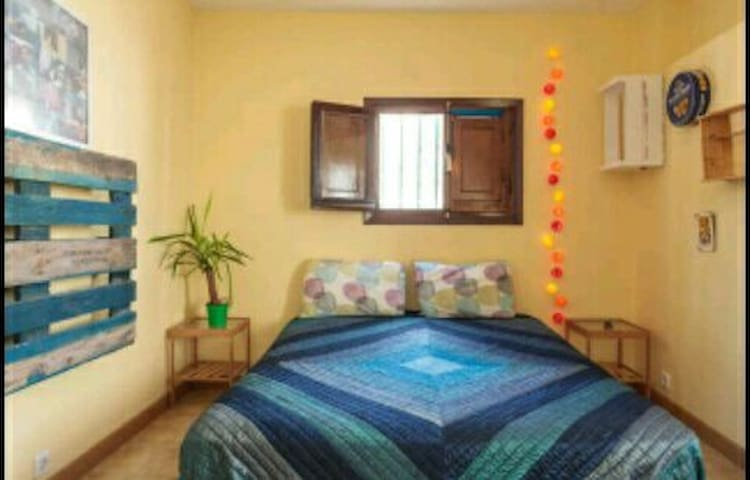 Room with private bathroom Bcn - Barcelona - Casa