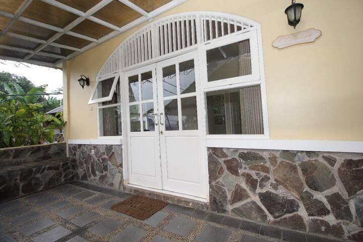 d'Oasis-Ubari (2 Bedrooms Villa)