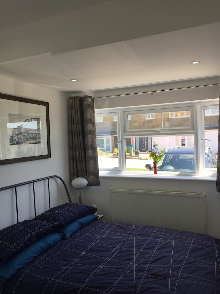 A Quiet house in Peacehaven close to Brighton