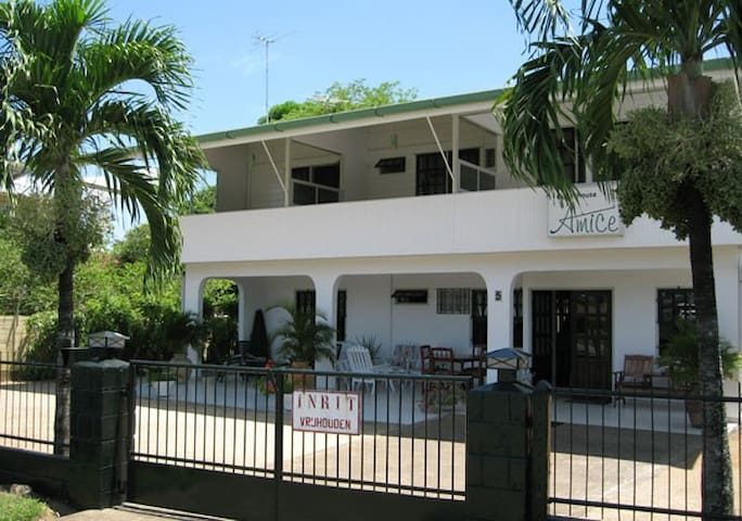 A friendly and homelike atmosphere - Paramaribo