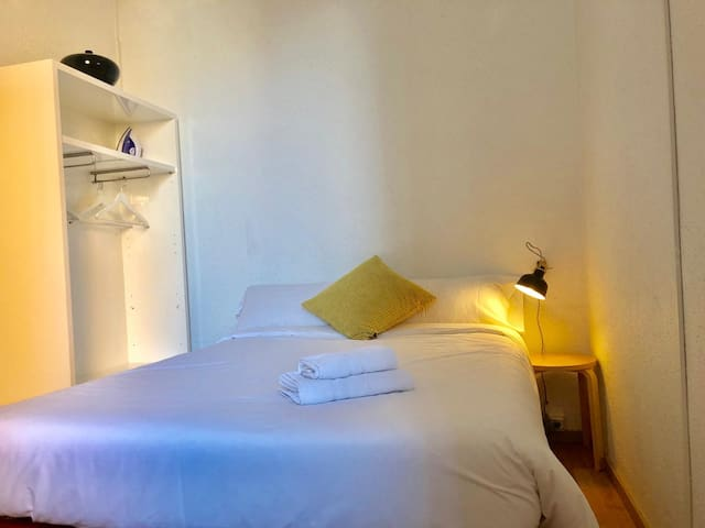 Comfy, close to Passeig de Gracia