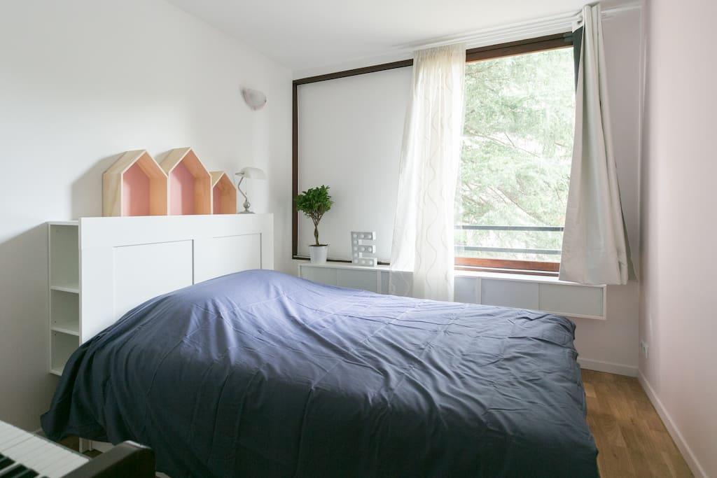 Chambre 9 m2 parking 30 39 paris condomini in affitto for Chambre 9 m2 minimum