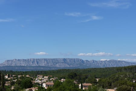 Your Foot Down In Provence - Cadolive - Cabaña en la naturaleza