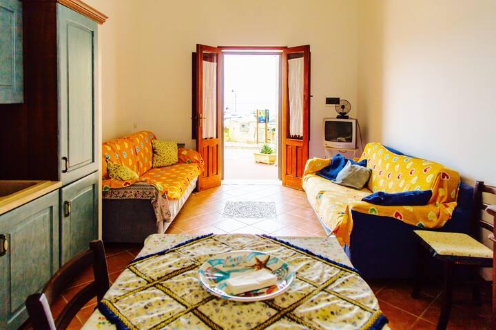 Casa confortevole e panoramica - Marettimo - House