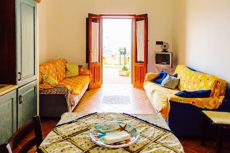 Casa confortevole e panoramica - Marettimo