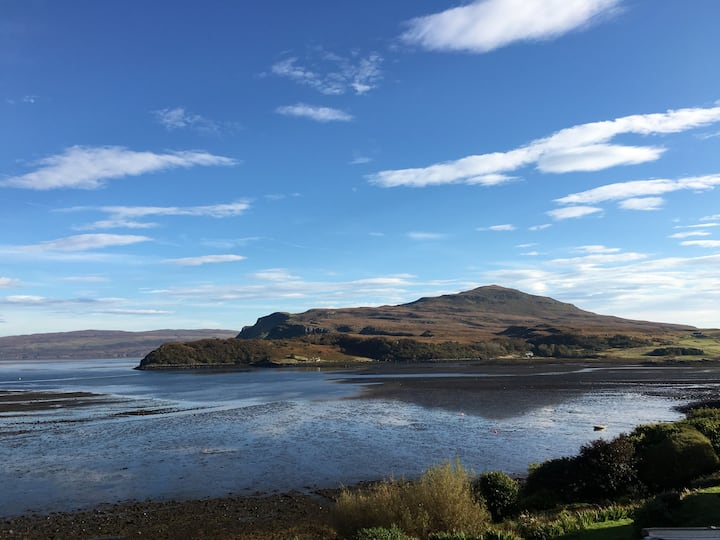 Super King Double ROOM ONLY RATE An-Airidh Portree