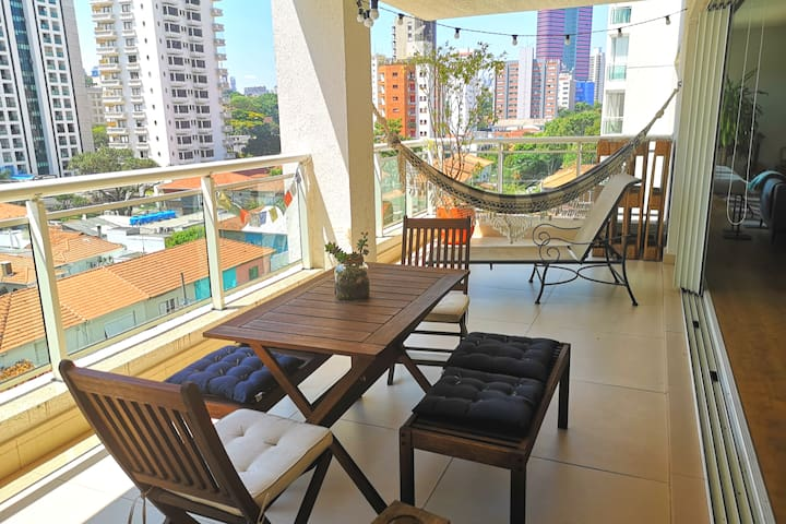 Cosy/Calm Private Room In Pinheiros (Top Location)