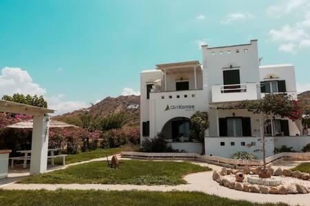 Akti Karras, Plaka Naxos (up to 2 guests)