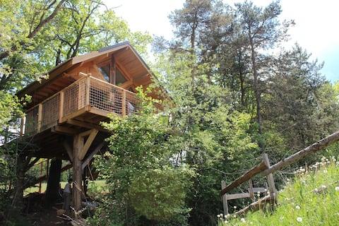 Tree house en Trièves