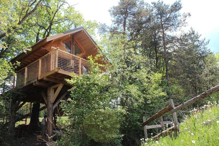 Tree house en Trièves