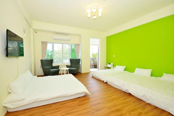 和室五人房 Japan Style Room 暑假續住優惠,安心旅遊補助,0920980019