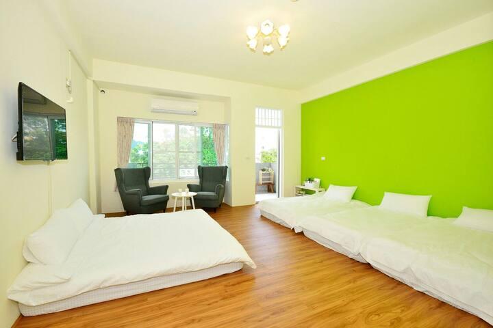 和室五人房 Japan Style Room 續住優惠,三倍卷,0920980019