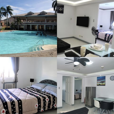 Affordable TWO bedroom CONDO unit.