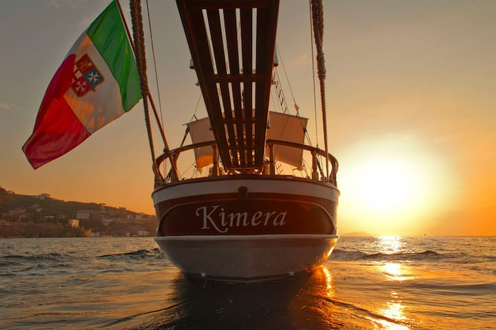 KIMERA 8 Pax Yacht Cruises or Overnights