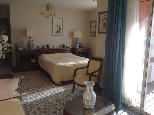 Chambre privative indépendante - Biguglia - Apartment