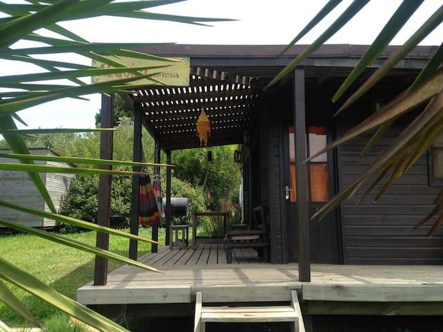 Confortable y acogedora casa. La Pedrera, Rocha - La Pedrera