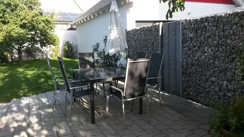 Haus Sonnenschein (Eriskirch), Ferienwohnung