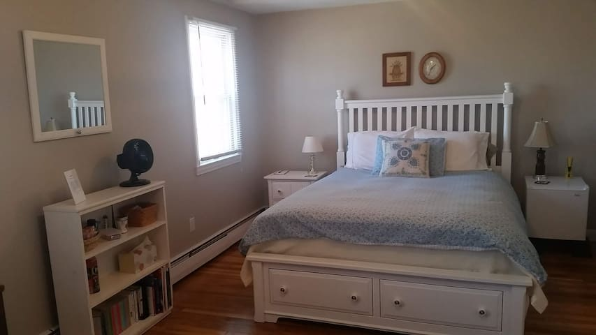 Spacious Room in Suburban Boston