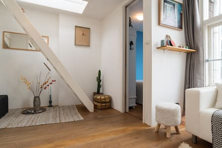 Fully equipped loft + roof garden - Amsterdam
