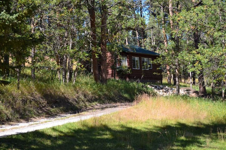Hugo Cabin - Minutes from Rushmore - Backroads Inn and Cabins