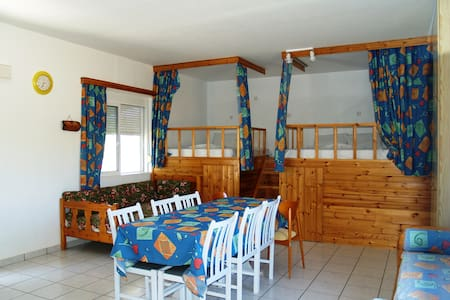 Traditional Family house 5min from beach - Afantou