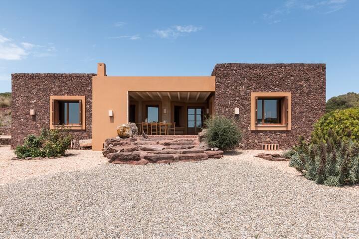 Casa Falcone - idyllisches Luxus-Ferienhaus