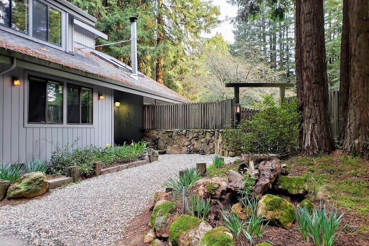 Entelechy Ranch at Mt. Madonna - a Redwood Resort