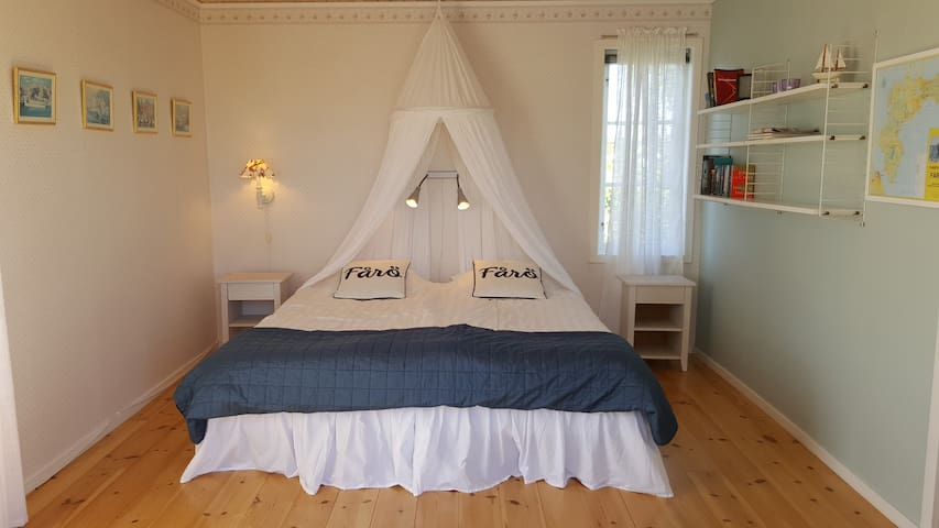 A room at Fårö, in your own house, close to beach - Gotland N