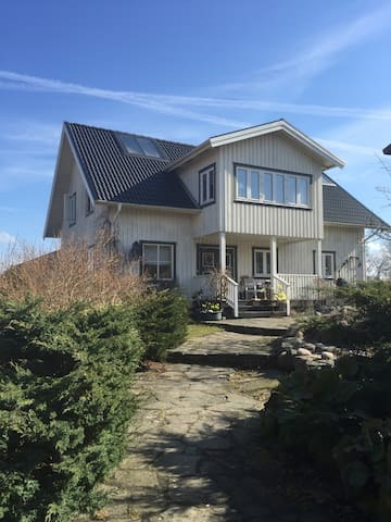 Big Summerhouse by the Sea! - Kungsbacka V