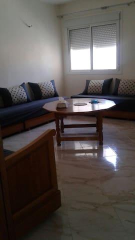 Appartement à proximité de  CHU - Oujda - Apartemen