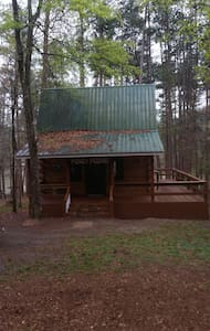 Cabin on Piney Pointe lakefront at Hartwell Lake - Toccoa - Cabana