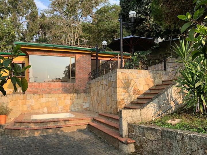 Casa de campo en La Mesa. Relajación y naturaleza