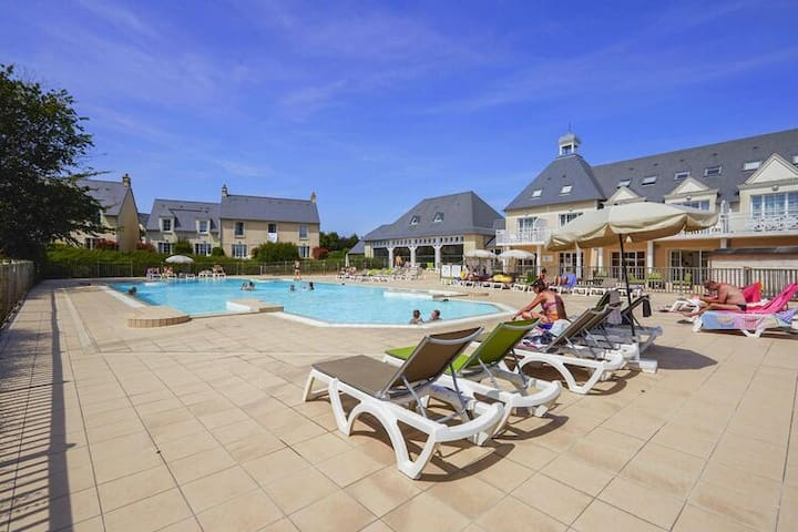 4 star holiday home in Port-en-Bessin-Huppain