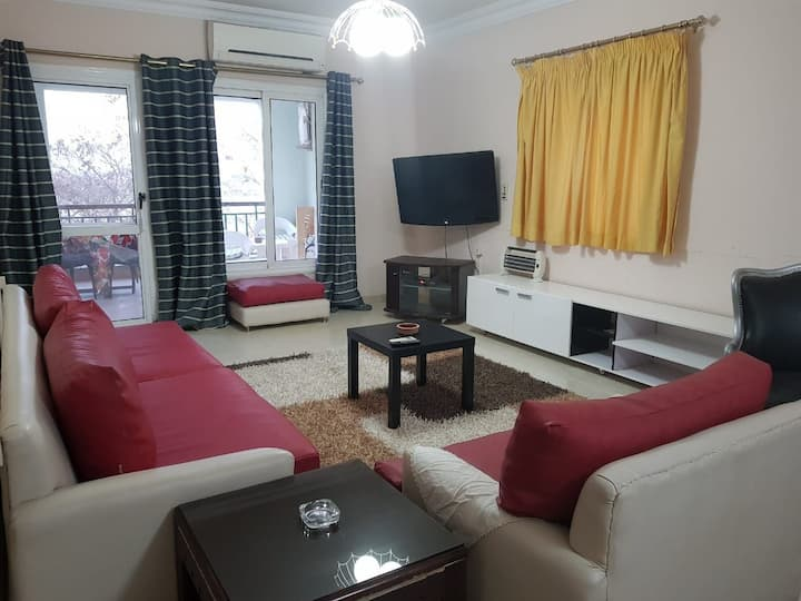 cozy apartment 2 bedrooms , 2 bathroom ,from owner