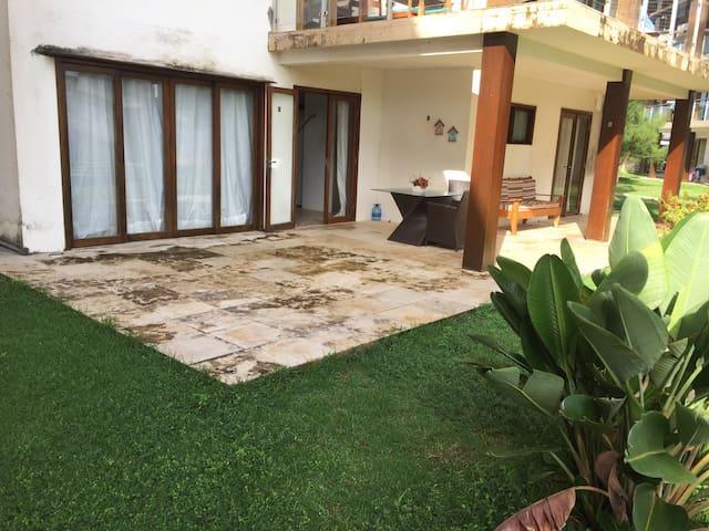 Resort frente mar 3Q na Taíba - São Gonçalo do Amarante - Apartament