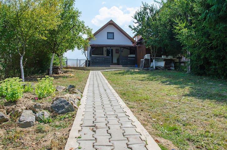 Casa de vacanta pe malul Surducului - Fârdea - บ้าน