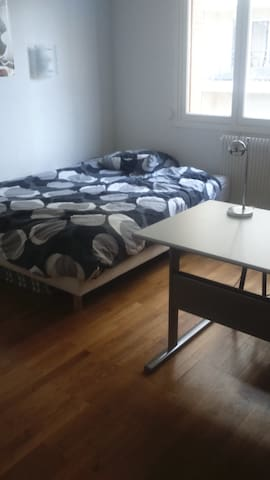 Double room in Lyon/Villeurbanne